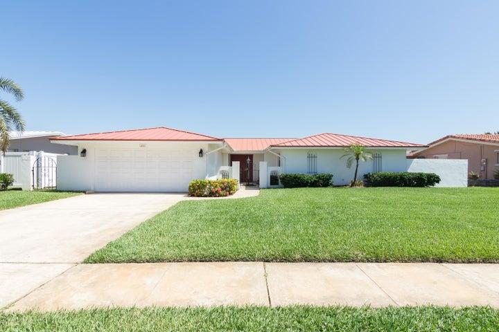 451 Bridgetown Court, Satellite Beach, FL 32937