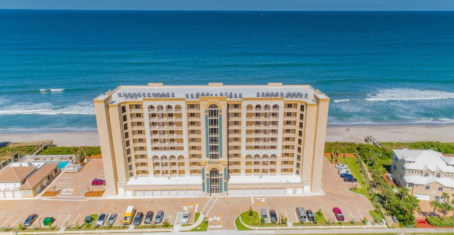 Oceana Oceanfront's beautiful South Tower