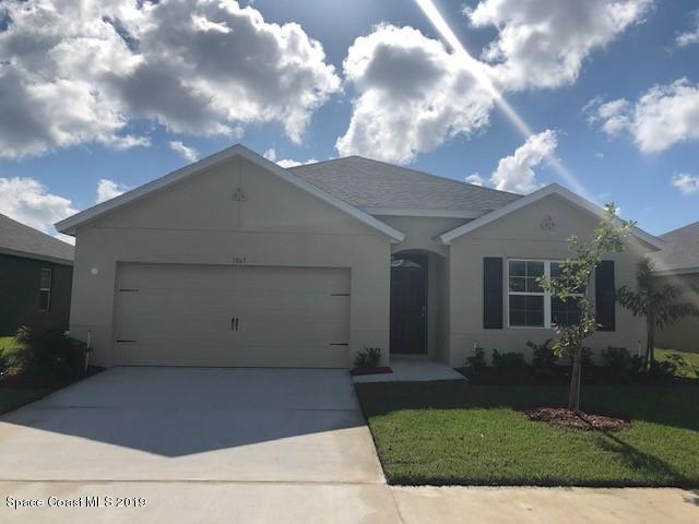 1065 Newton Circle, Rockledge, FL 32955