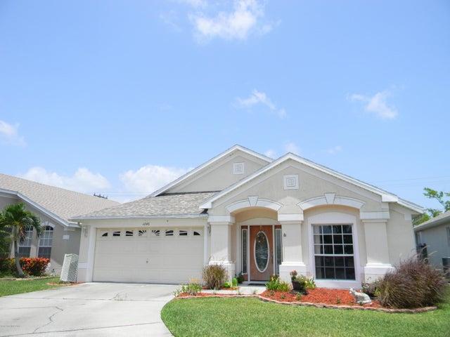 1246 Potomac Drive, Merritt Island, FL 32952