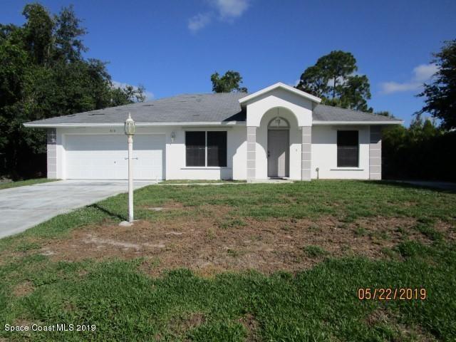 810 Wentworth Street, Sebastian, FL 32958