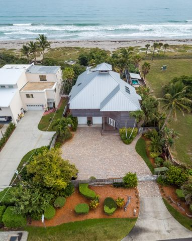 Beautiful .45 Acre Oceanfront Estate