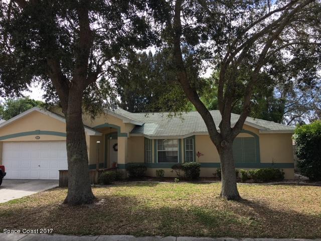 823 Hunters Creek Drive, West Melbourne, FL 32904