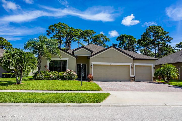 2422 Okalani Street, Palm Shores, FL 32940