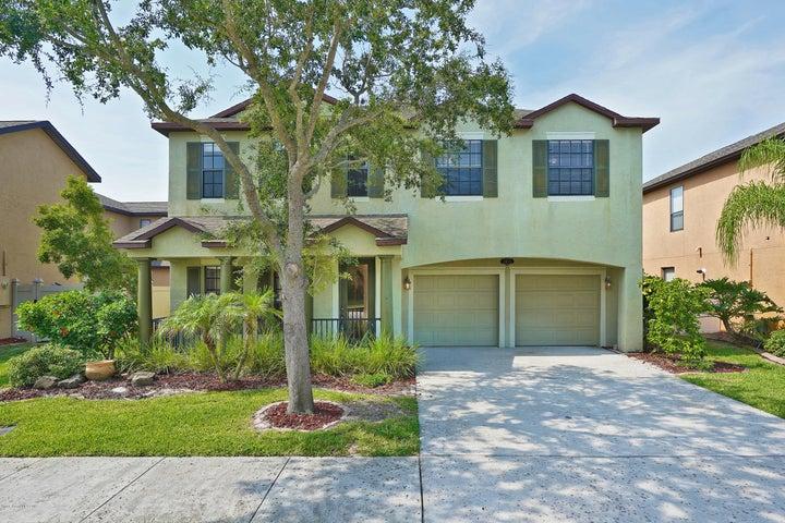2843 Glenridge Circle, Merritt Island, FL 32953