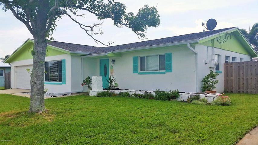 4703 N Banana River Boulevard N, Cocoa Beach, FL 32931