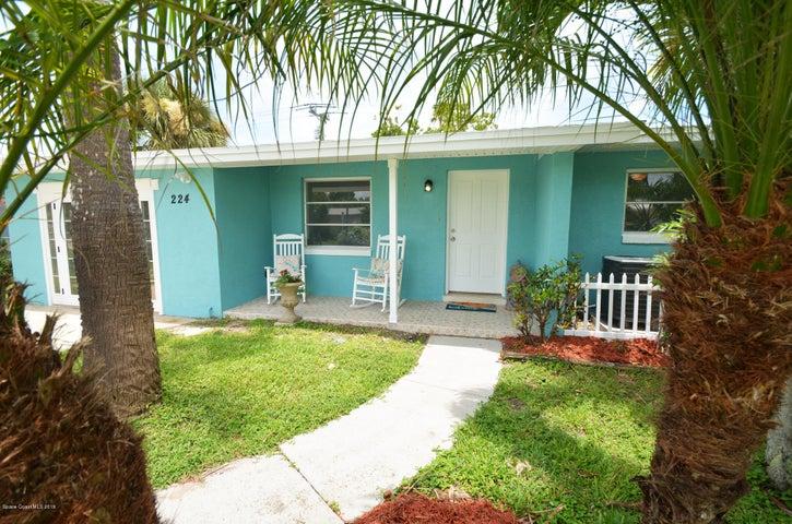 224 Coral Drive, Cape Canaveral, FL 32920