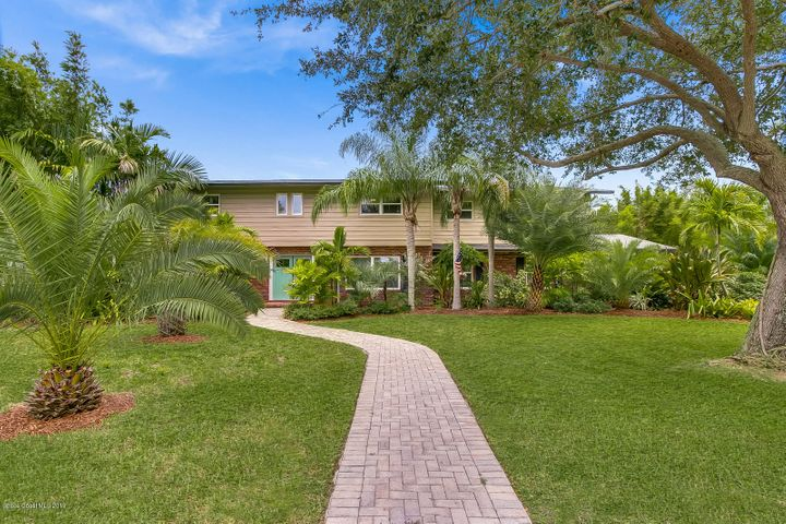 505 Riverside Circle, Melbourne Beach, FL 32951