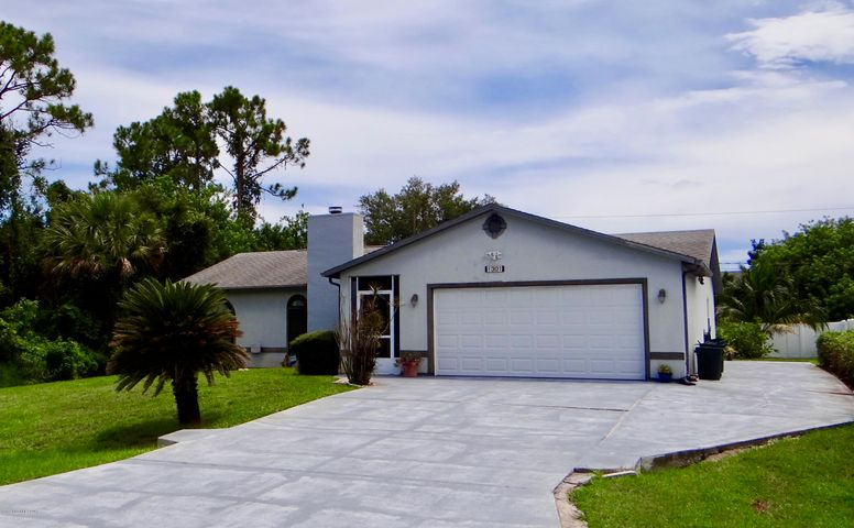 1301 Buffing Circle SE, Palm Bay, FL 32909