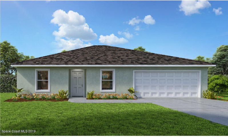 280 Christmas Avenue SE, Palm Bay, FL 32909