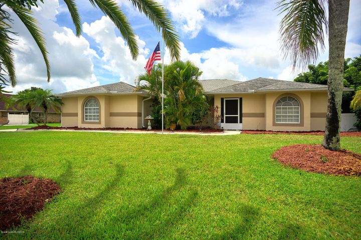 395 Lake View Lane, Grant Valkaria, FL 32909