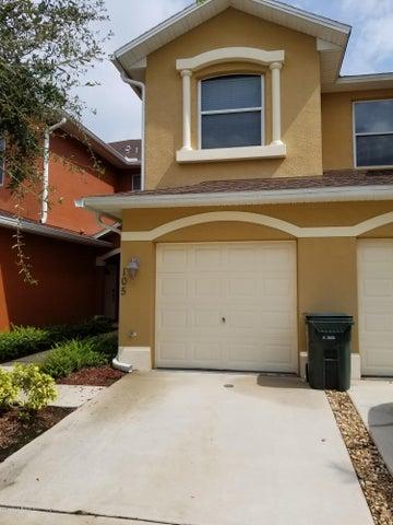 916 Ocaso Lane, 105, Rockledge, FL 32955
