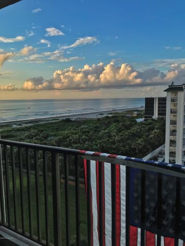 1830 N Atlantic Avenue, 805, Cocoa Beach, FL 32931
