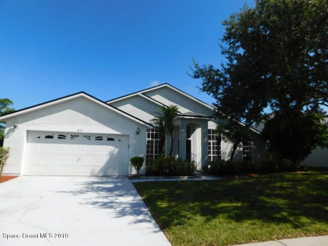 435 Cobblewood Drive, Rockledge, FL 32955