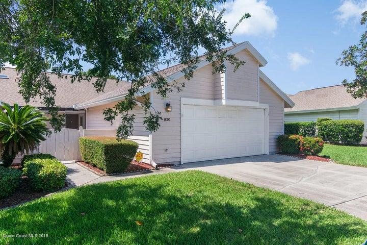 820 Ridge Lake Drive, Melbourne, FL 32940