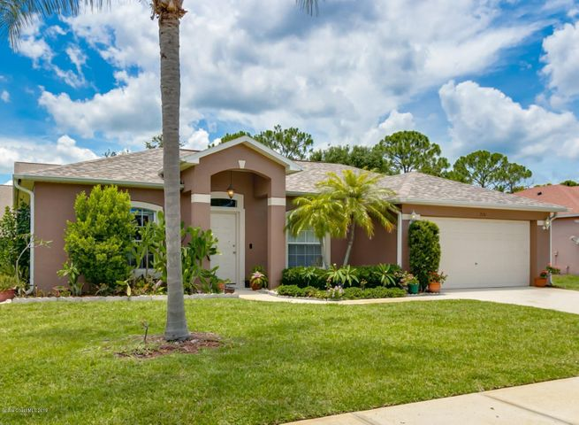 725 Falls Creek Drive, West Melbourne, FL 32904