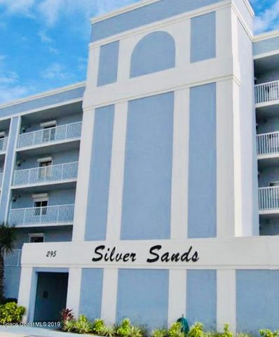 Oceanfront condo Silver Sands Satellite Beach, Fl.