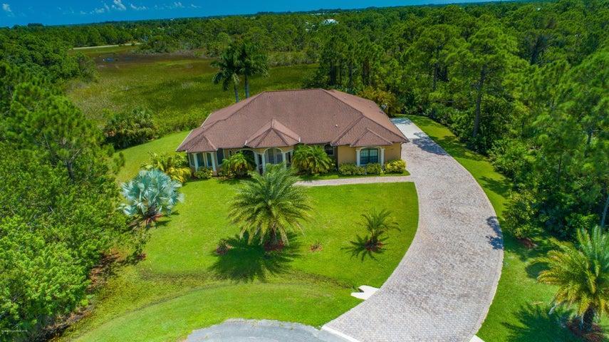 6909 Hacienda Drive, Grant Valkaria, FL 32949