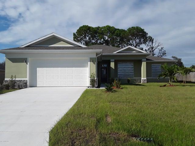 457 Capeador Street NW, Palm Bay, FL 32907
