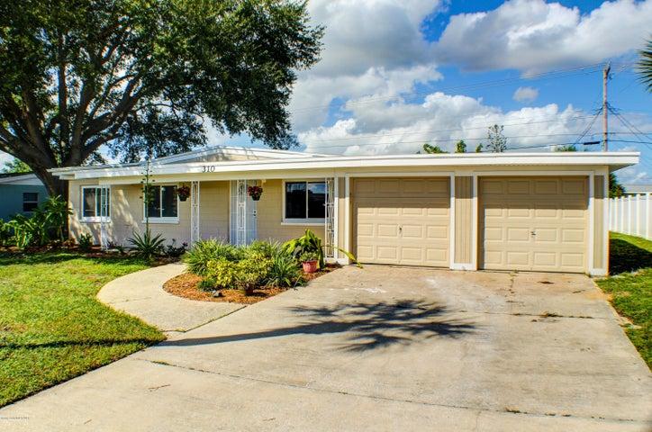 310 Belair Avenue, Merritt Island, FL 32953