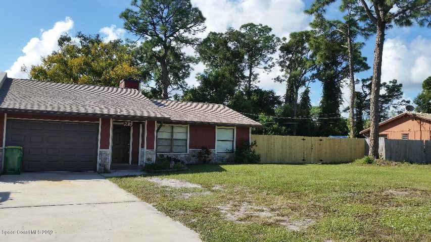 289 Spring Street, Cocoa, FL 32927