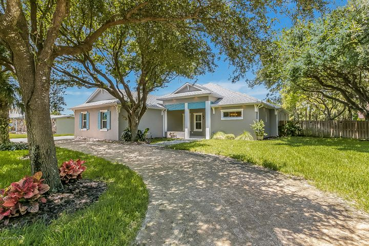 406 Hibiscus Trail, Melbourne Beach, FL 32951