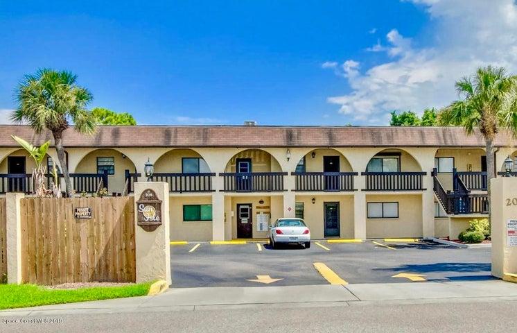 205 Palmetto Ave Unit 101, Merritt Island, FL 32953