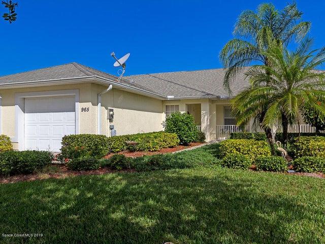 965 S Easy Street, Sebastian, FL 32958