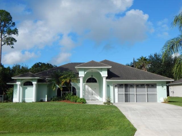 931 Starflower Avenue, Sebastian, FL 32958