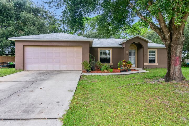 521 SE Koutnik Road SE, Palm Bay, FL 32909