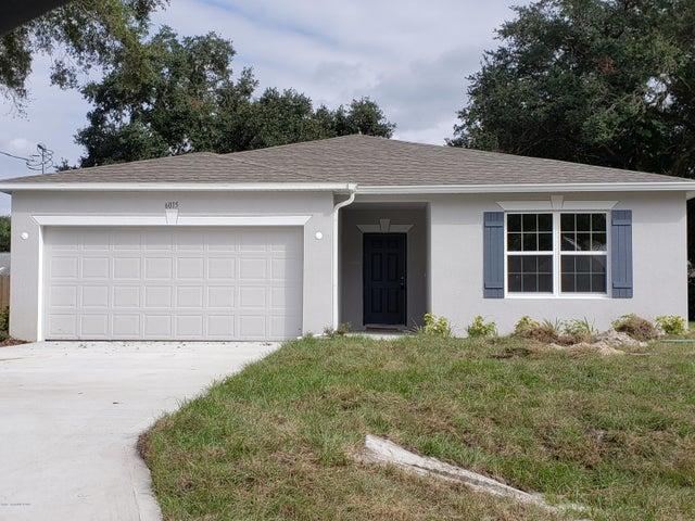6015 Homestead Avenue, Cocoa, FL 32927
