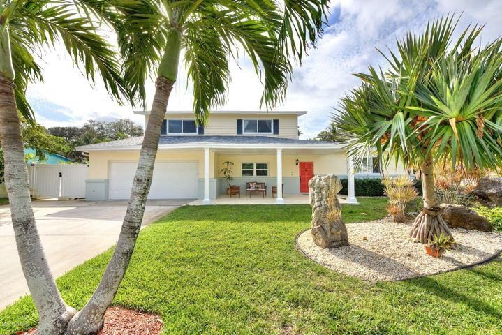 517 Andrews Drive, Melbourne Beach, FL 32951