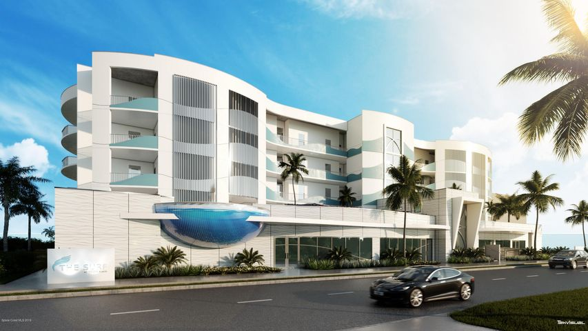 65 N Atlantic Avenue, 307, Cocoa Beach, FL 32931