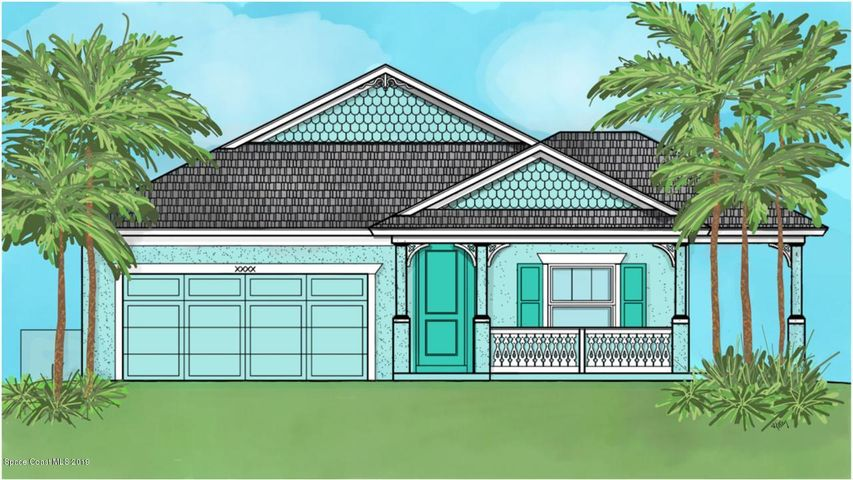 Welcome Home! NO HOA! Custom build your dream home just steps from the Indian River