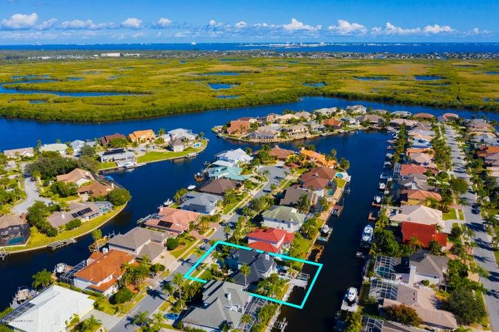 219 Sykes Point Lane, Merritt Island, FL 32953