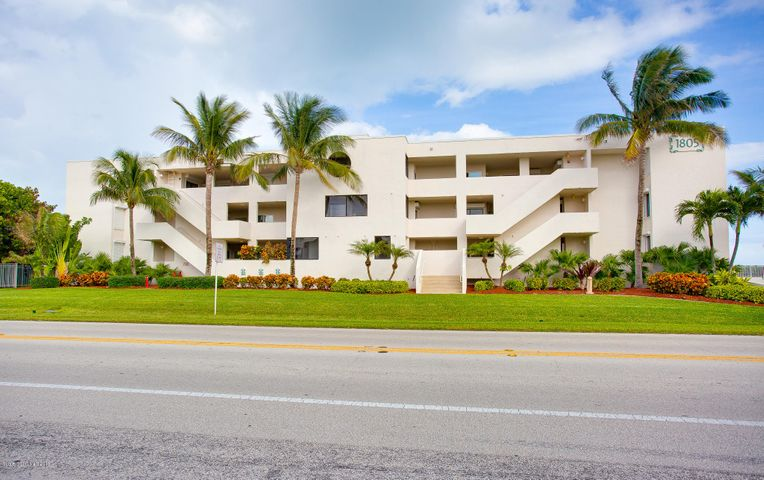 Premier location on Florida's Space Coast. Better than new oceanfront condo