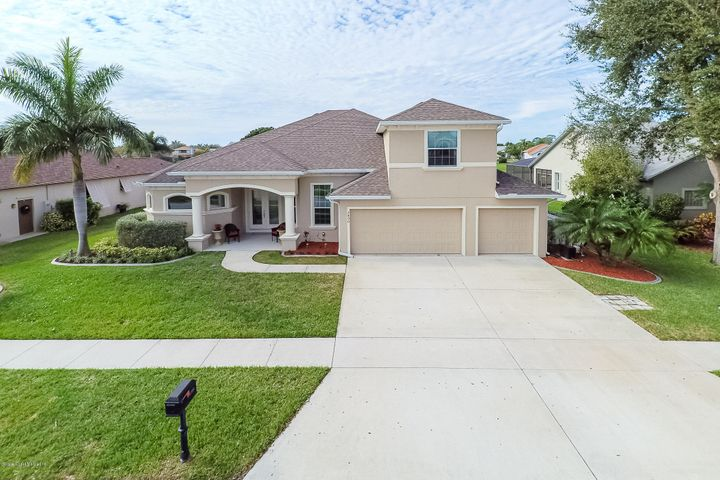 3490 Sunset Ridge Drive, Merritt Island, FL 32953