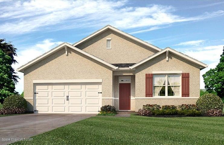 3767 Loggerhead Lane, Mims, FL 32754
