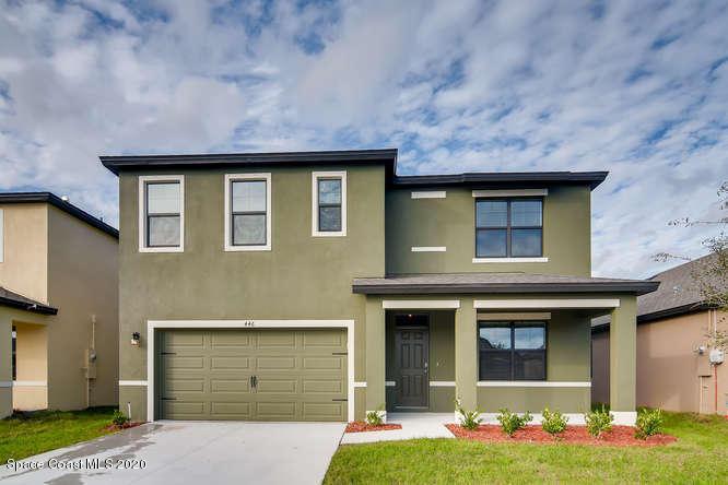 446 Snook Place, Cocoa, FL 32927