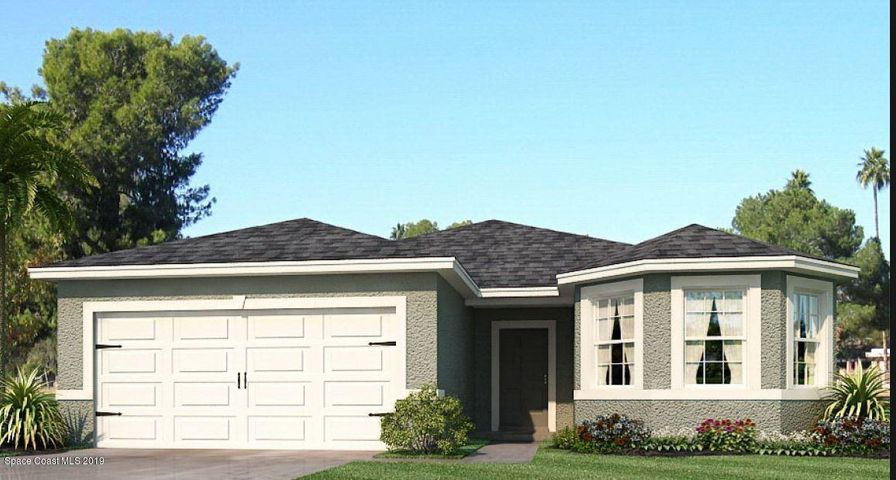 480 Cougar Street, Cocoa, FL 32927