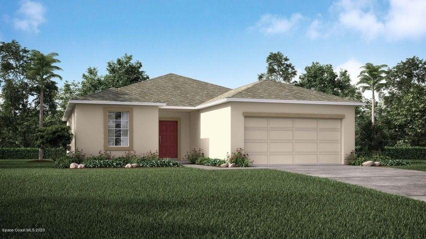 581 Caballero Avenue SE, Palm Bay, FL 32909