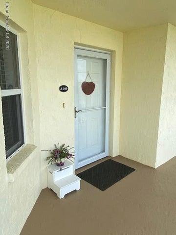 Front Door - Welcome