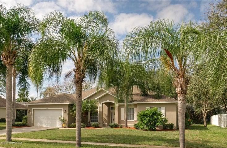 866 Woodbine Drive, Merritt Island, FL 32952