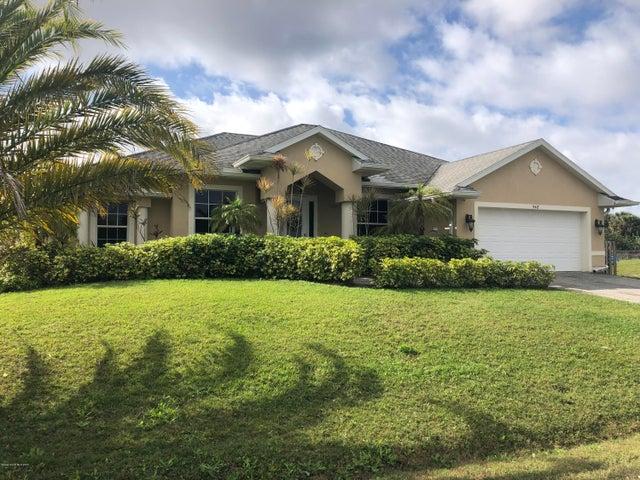 548 Fort Pierce Street SW, Palm Bay, FL 32908