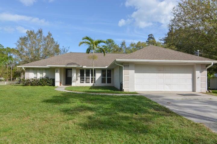 4005 Reynolds Road, Grant Valkaria, FL 32950