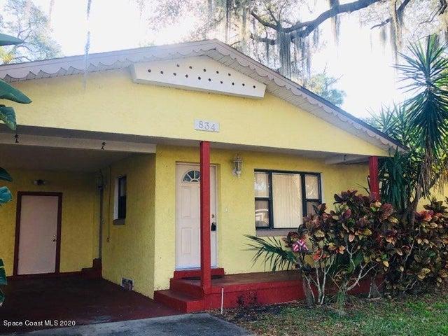 834 Georgia Avenue, Rockledge, FL 32955