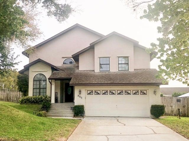845 E Crestwood Avenue, Titusville, FL 32796