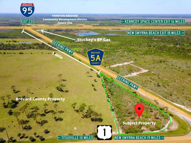 0 Us-1 And Sr-5a Deering Parkway, Mims, FL 32754