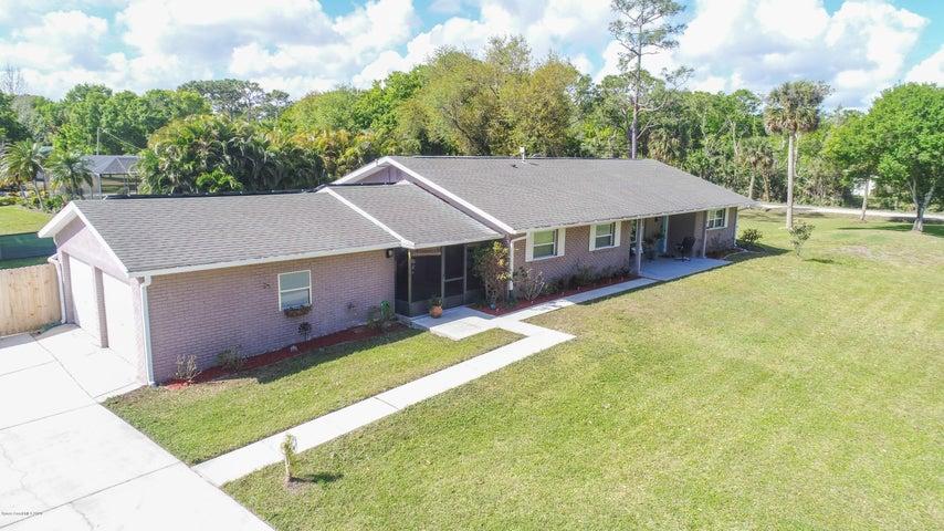 1041 Hall Road, Malabar, FL 32950