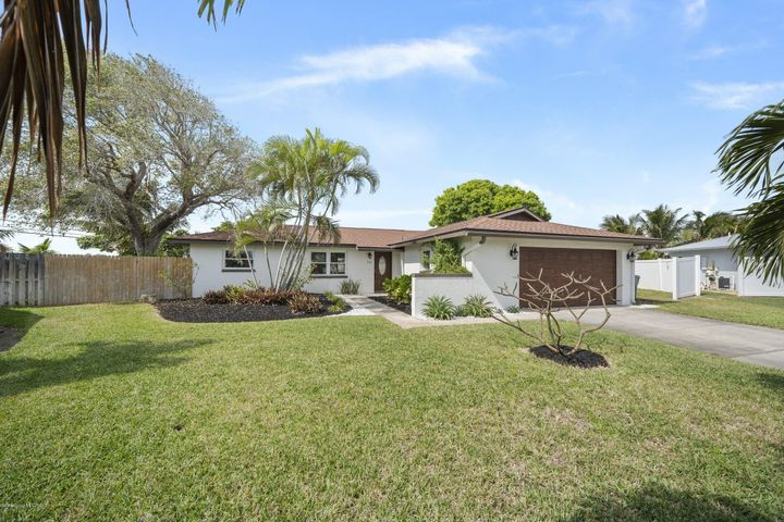 541 Biscayne Drive, Indian Harbour Beach, FL 32937
